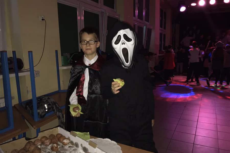 Szkolna Dyskoteka Halloween!