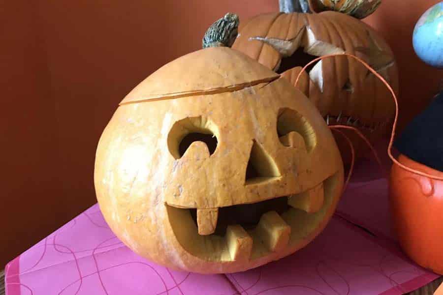 Wyniki szkolnego konkursu z okazji Halloween!