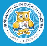 Światowy Dzień Tabliczki Mnożenia – 2017
