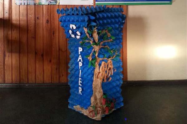 ECO ASY z piątej klasy – II miejsce w projekcje ekologicznym