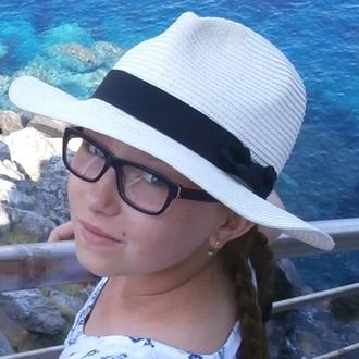 Marysia Boińska z VIb stypendystką Akademii Talentów Enea