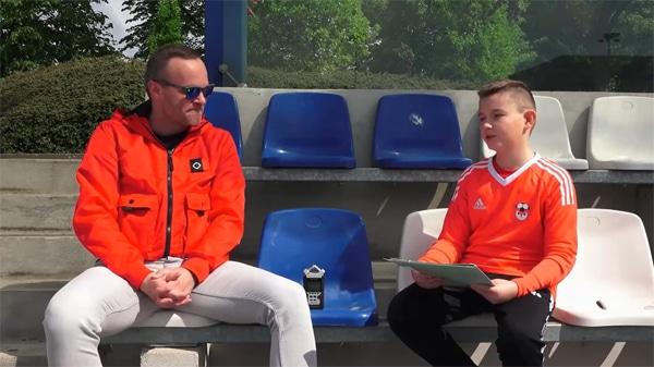 Emil Filipiak – wywiad z  Marcinem Urbasiem, mistrzem Europy