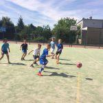W zdrowym ciele zdrowy duch! Dzień sportu klas 1-3