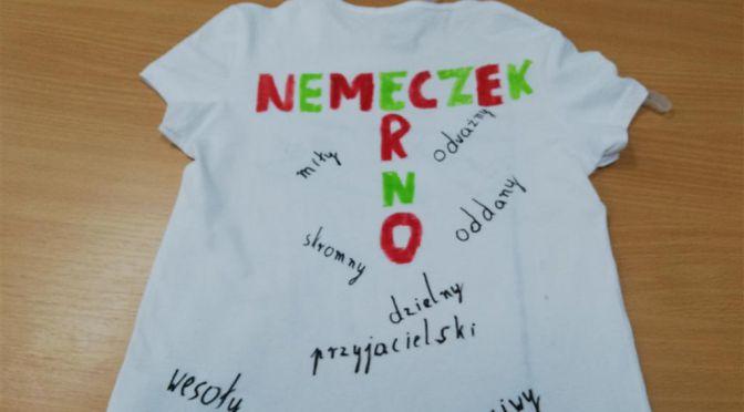 Nemeczek na t-shirtach