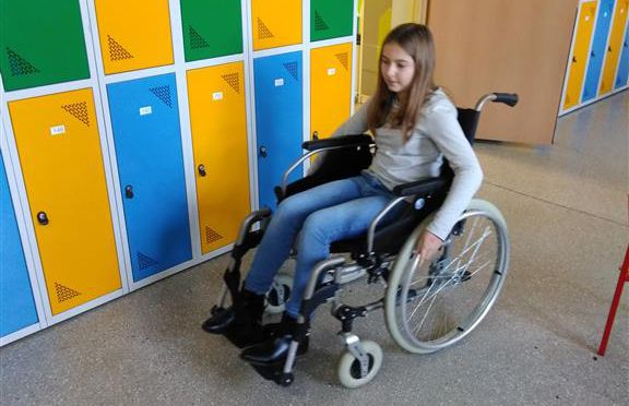 Niepełnosprawni? A Kto to?