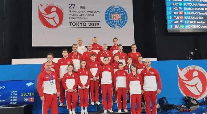 Jan Czernek na Mistrzostwach Świata w Tokyo