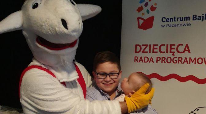 Dziecięca Rada Programowa w Pacanowie