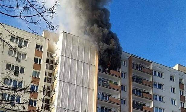 Pomoc dla rodzin, które ucierpiały w wyniku pożaru na Osiedlu Kopernika w Poznaniu