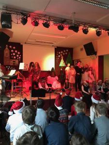 2019.01.03 Szkolne przedstawienie: Historia Bożego Narodzenia