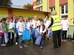 """2013.10.11 Pierwszy Miejski Konkurs """"Nie bójmy się ratować"""""""
